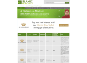 islamicmortgages.co.uk