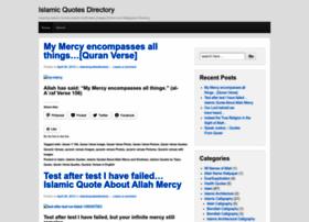islamicquotesdirectory.wordpress.com