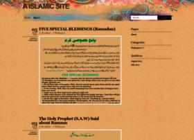 islamicsite01.wordpress.com