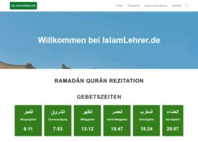 islamlehrer.de