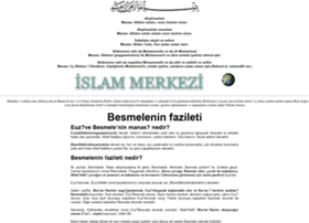 islammerkezi.com