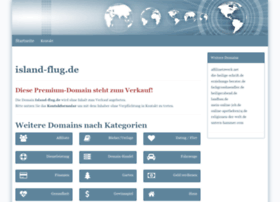 island-flug.de