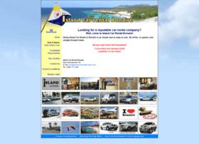 islandcarrentalbonaire.com