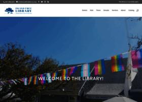 islandfreelibrary.org