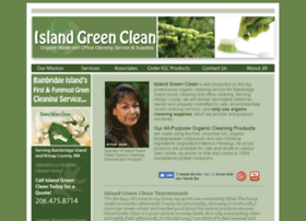 islandgreenclean.com