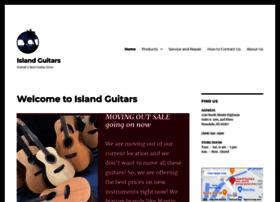 islandguitars.com