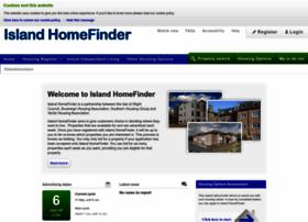 islandhomefinder.org.uk