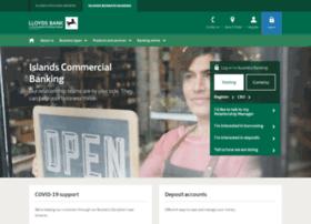 islandscommercial.lloydsbank.com