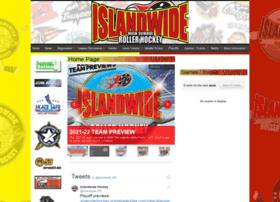 islandwiderollerhockey.com