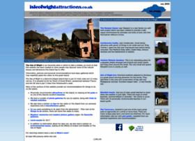 isleofwightattractions.co.uk