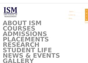 ism.edu.in