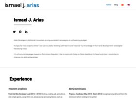 ismaeljarias.com