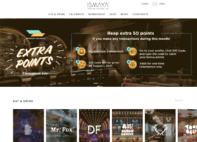 ismaya.com
