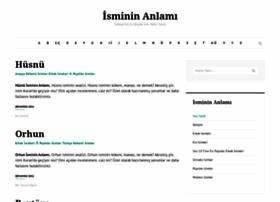 ismininanlami.com.tr