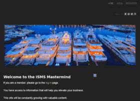 ismsmastermind.com