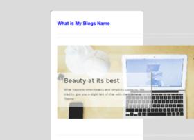 ismyblogs.name