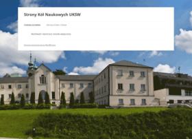 isnr.uksw.edu.pl