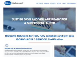 isocertsolutions.com