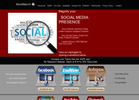 isocialsearch.com