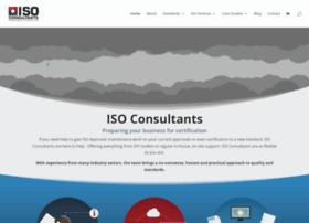 isoconsultants.co.uk