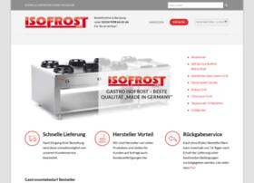 isofrost.com