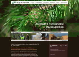 isojoensaha.fi
