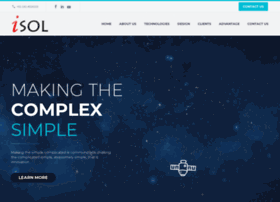 isol.co.in
