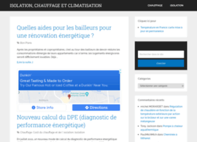 isolation-et-chauffage.com