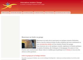 isoler-un-garage.fr