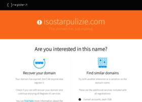 isostarpulizie.com