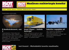 isotkoneet.fi