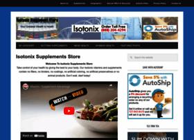 isotonicsupplementstore.com