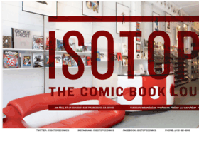 isotope.comicretailer.com