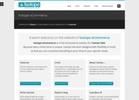 isotopeecommerce.org
