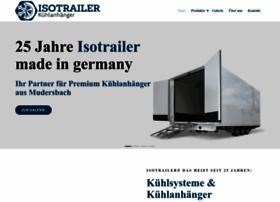 isotrailer-kuehlanhaenger.de