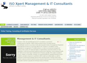 isoxpert.com.pk