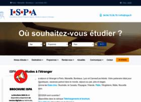 ispa.fr