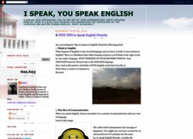 ispeakyouspeak.blogspot.com