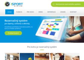 isportsystem.sk