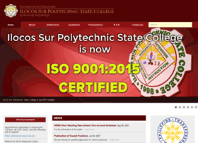 ispsc.edu.ph