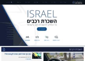 israel-car-rental.co.il