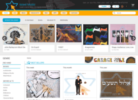 israel-music.com