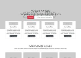 israel-therapist.co.il