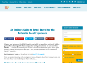 israel-travel-secrets.com