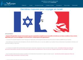 israel-voyages.com