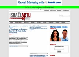 israelactu.com