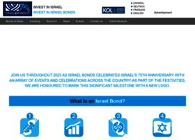 israelbondsintl.com