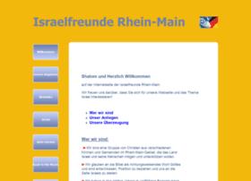 israelfreunde-rheinmain.de