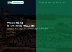 israelinewsnow.com