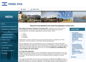 israelvisa-india.com